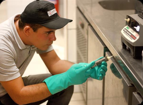 Serviços de Controle de Pragas InsectControl